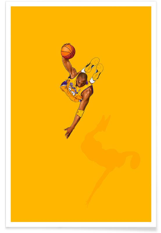 , Frequent Fliers Kobe -Poster