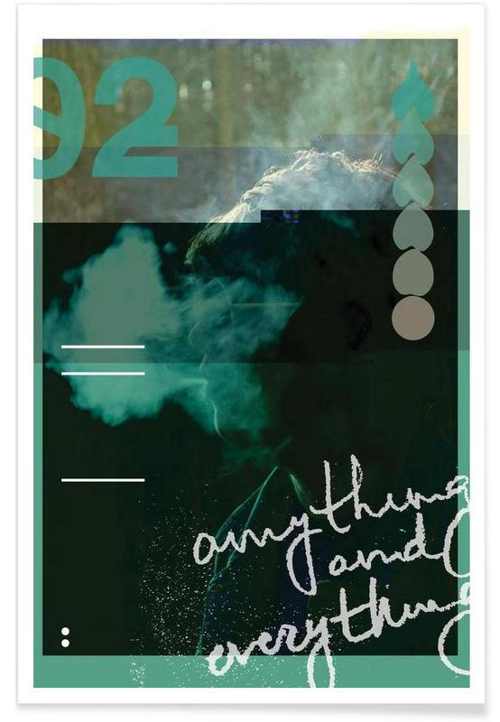 , Glitch - Anything and Everything affiche