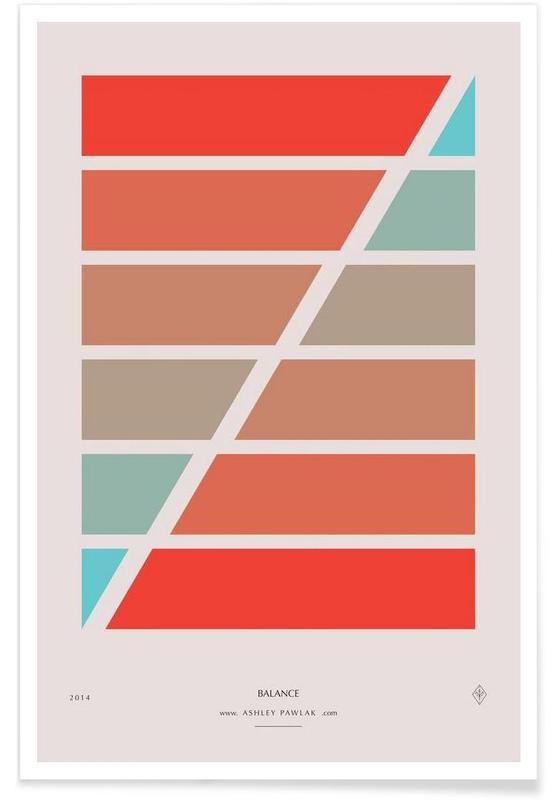 , Senses - Balance -Poster
