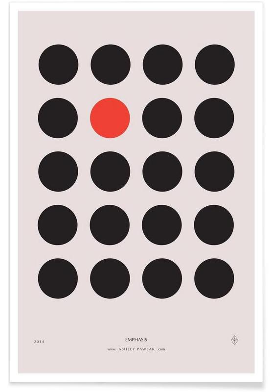 Senses - Emphasis -Poster