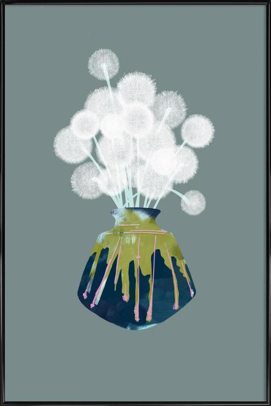 Dandelions Framed Poster