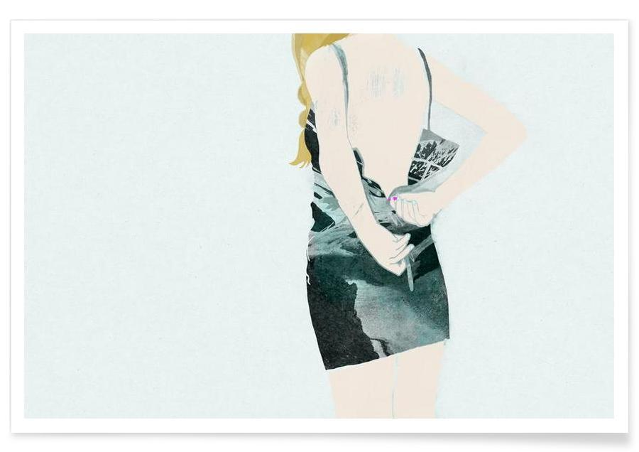 Dress -Poster