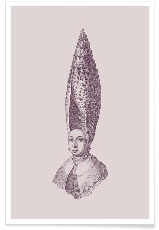 Haute Coiffure /#4 -Poster