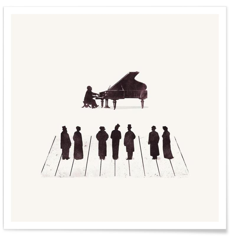 Classical, A Great Composition Poster
