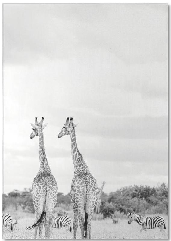 Giraph couple Notepad