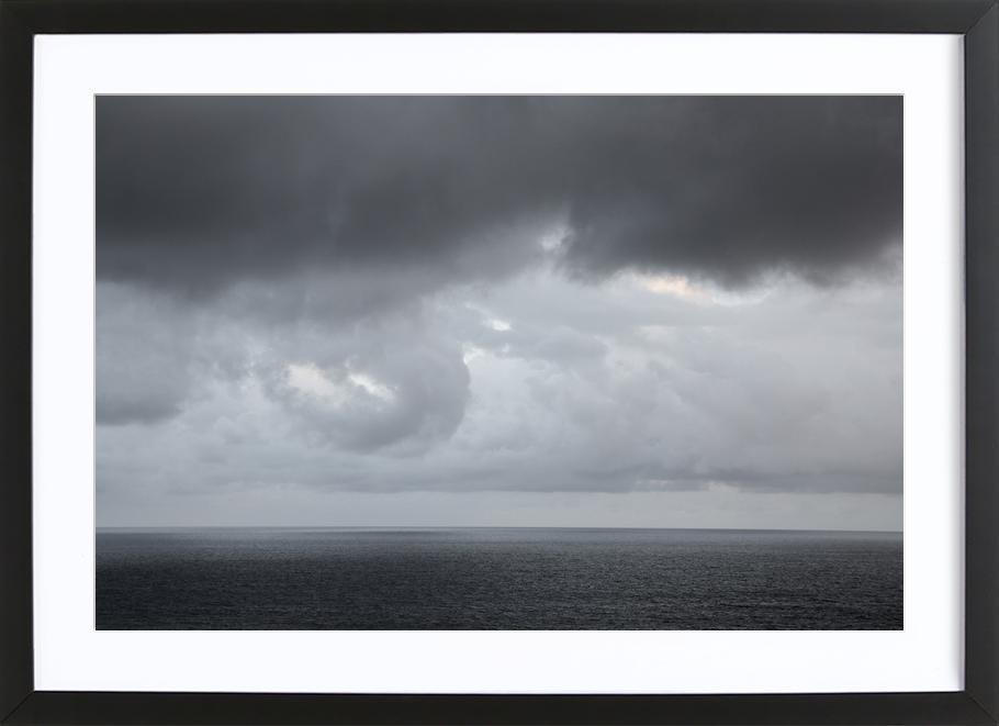Sol De Le Gogo 2 -Bild mit Holzrahmen