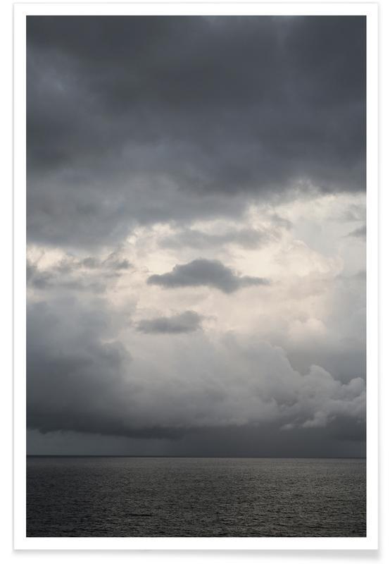 Oceanen, zeeën en meren, Lucht en wolken, Sol De Le Gogo 5 poster