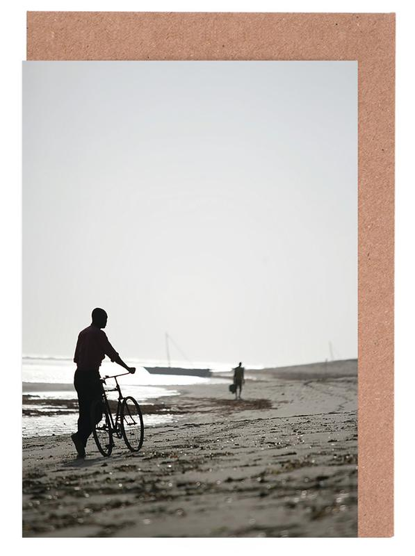 Bike Boy Greeting Card Set