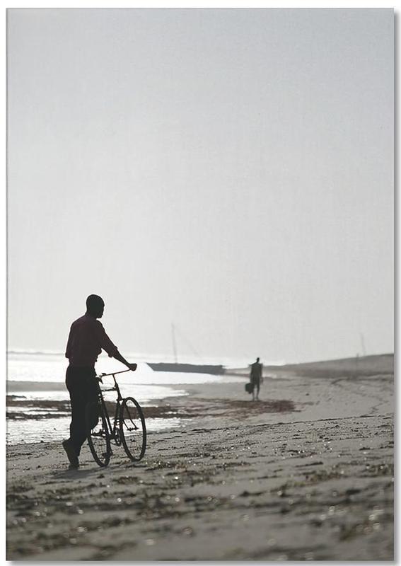 Bike Boy -Notizblock