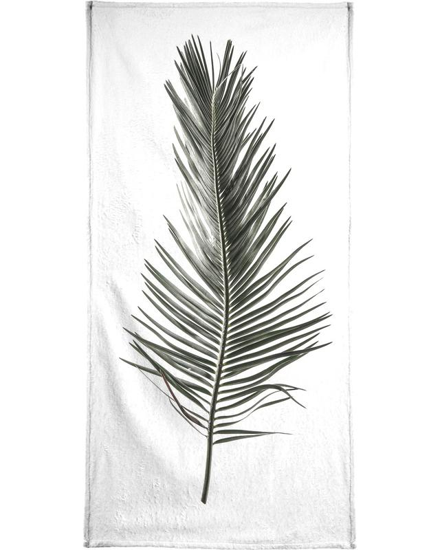 Leaf Study 3 -Handtuch