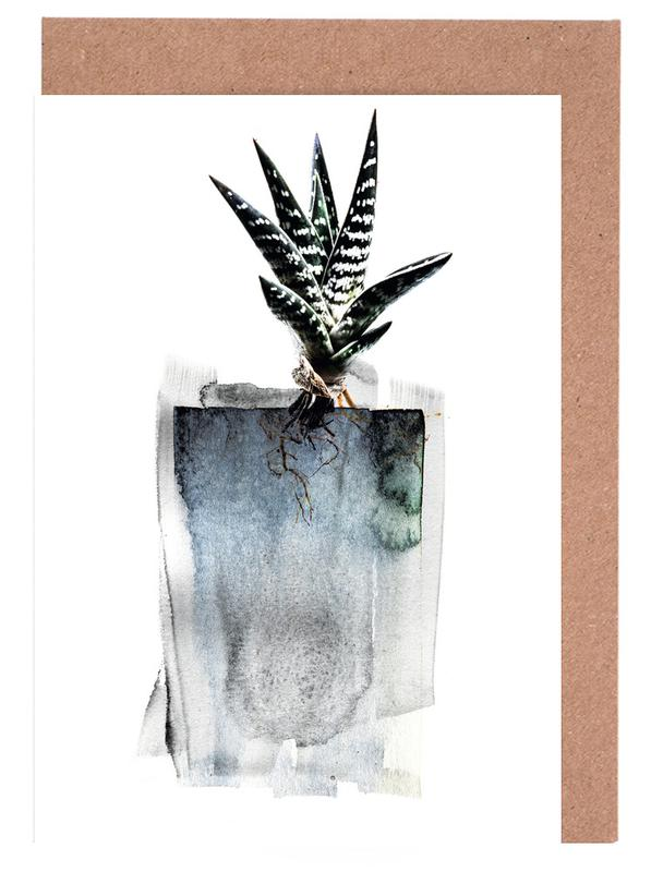 Aloe Greeting Card Set