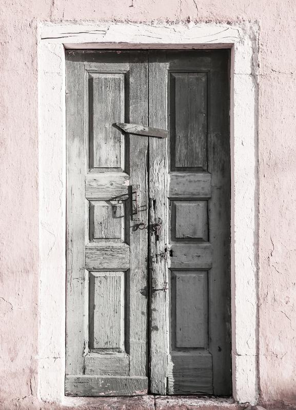 Door to Assos Canvastavla