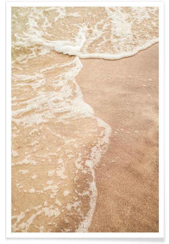 Océans, mers & lacs, Plages, Seashore affiche