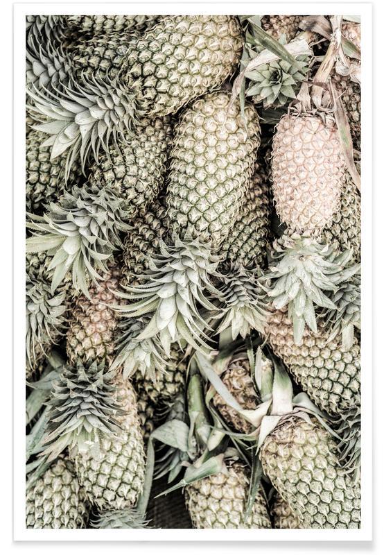 Ananassen, Spiced Pine poster