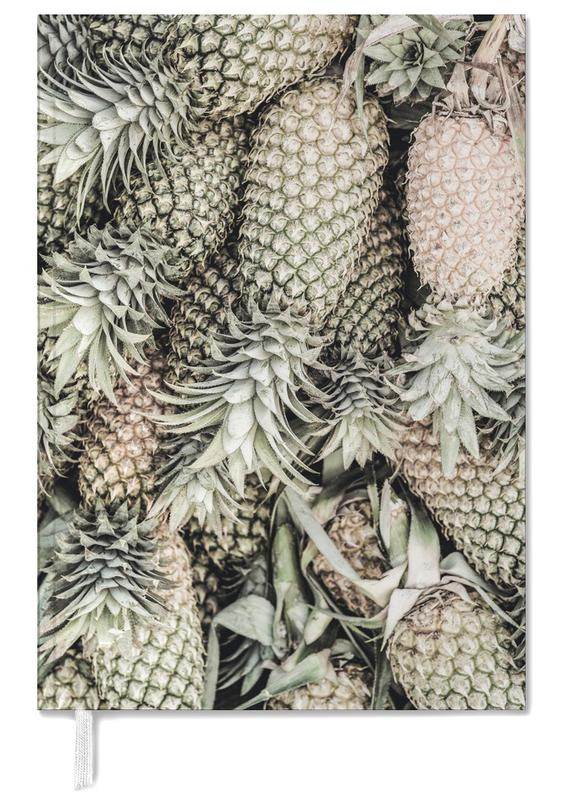 Pineapples, Spiced Pine Personal Planner