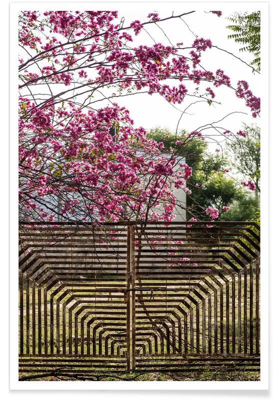 , Garden Gate -Poster