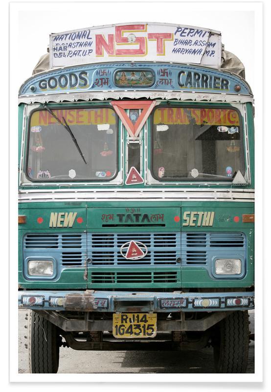 Autos, Dream Transporter -Poster