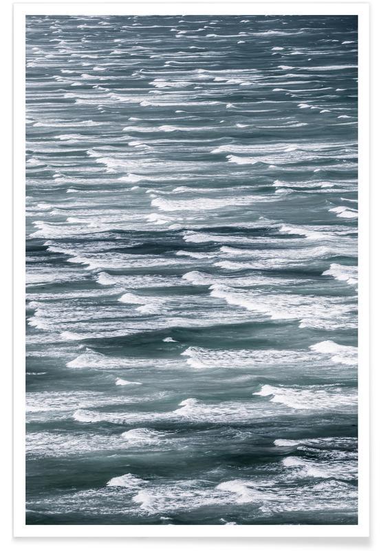 Reise, Infinite Waves 02 -Poster