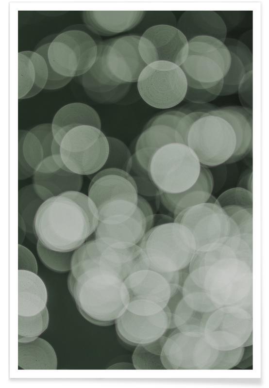 Reise, Aqua Dance Olive -Poster