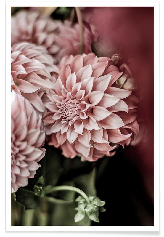 Reise, Flower Market -Poster