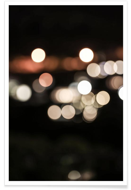 Reise, Dancing Lights -Poster