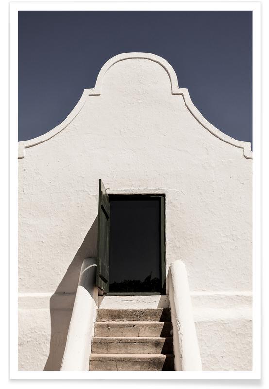 Reise, Cape Dutch -Poster