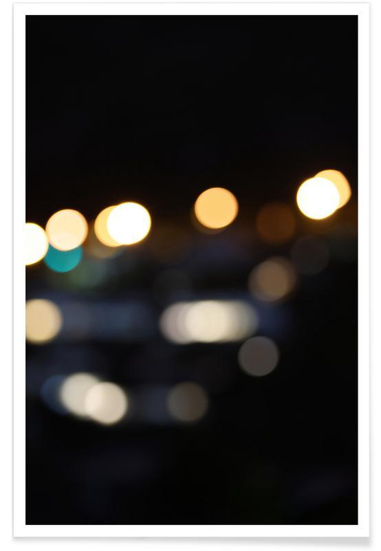 Reise, Dancing Lights 02 -Poster