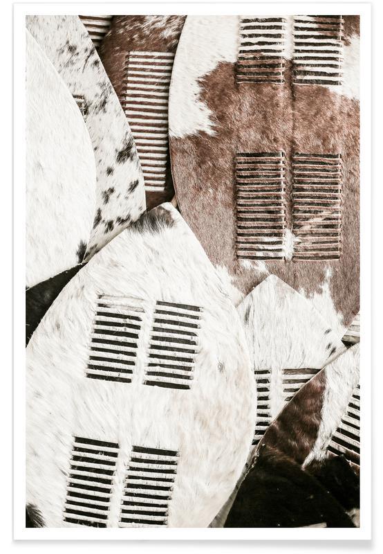Voyages, Zulu Warrior affiche