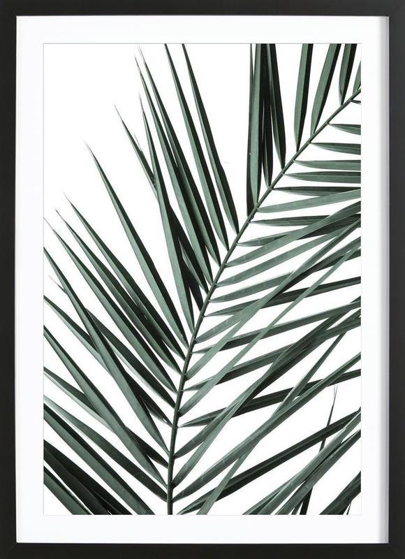Phoenix -Bild mit Holzrahmen