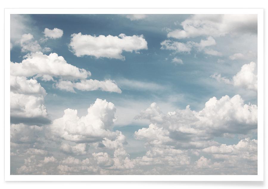 Lucht en wolken, Freestate poster