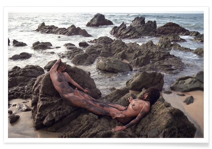 Stranden, Black Sand 4 poster