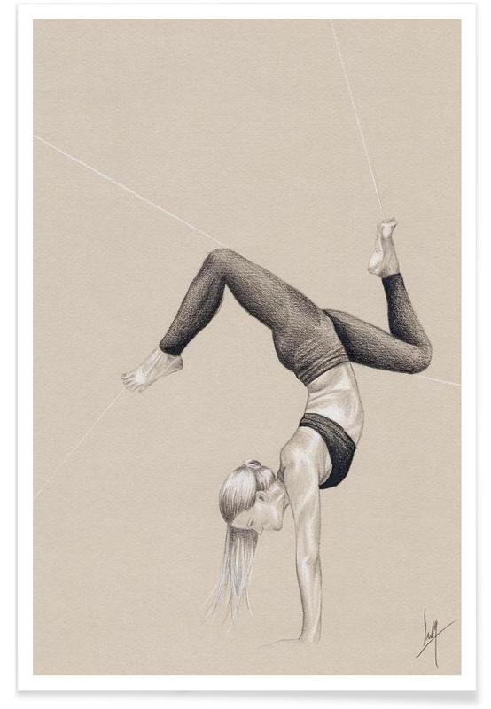 Yoga, Yoga 3 affiche