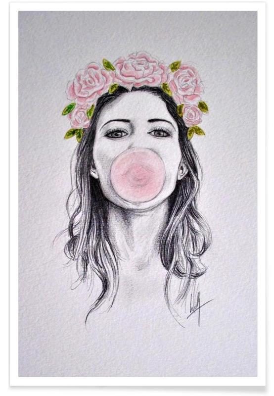 Bubblegum affiche