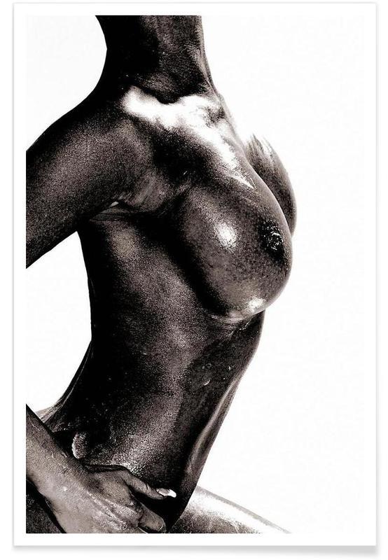 Nus, Breast affiche