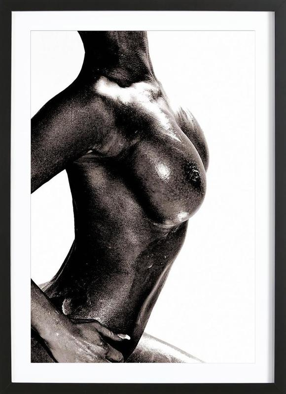 Breast Framed Print