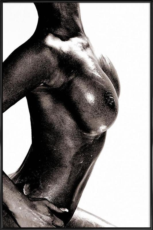 Breast Framed Poster