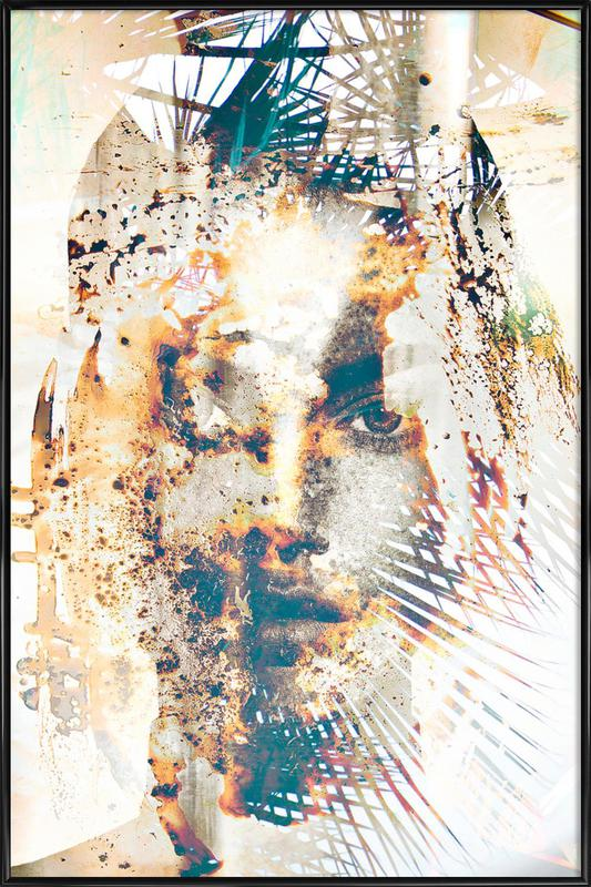 Epoch ingelijste poster