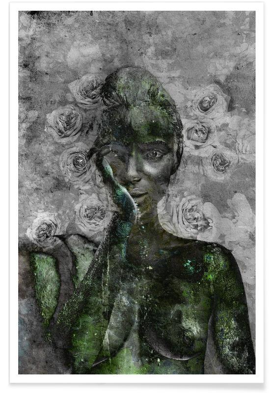 Portretten, Fleur poster