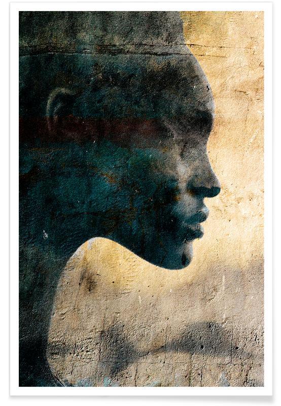 Portraits, Silibi 1 Poster