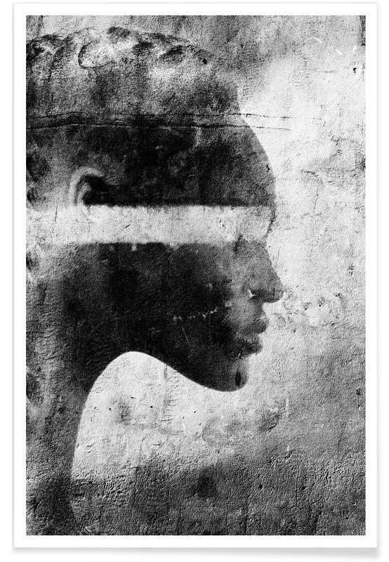 Zwart en wit, Libi poster