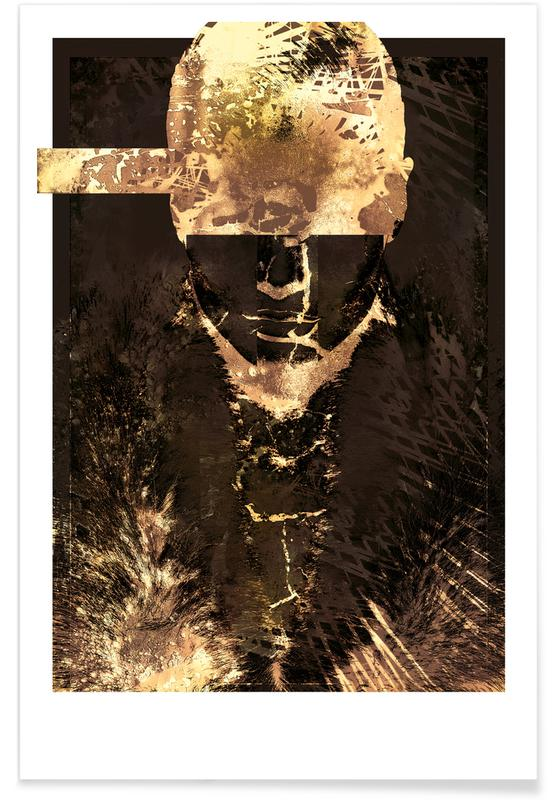 Hadron Persona Poster