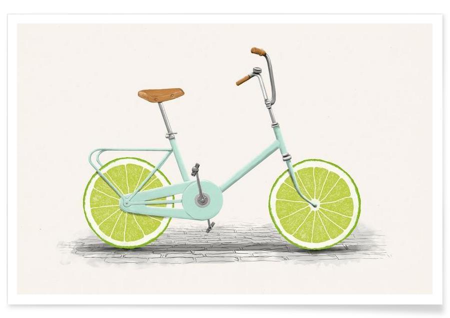 Vélos, Acid affiche