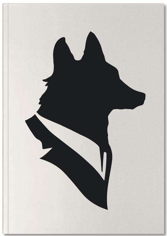 Monsieur Renard Notebook