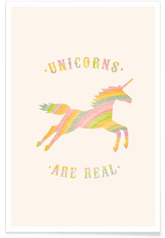 Unicorns Are Real II Poster