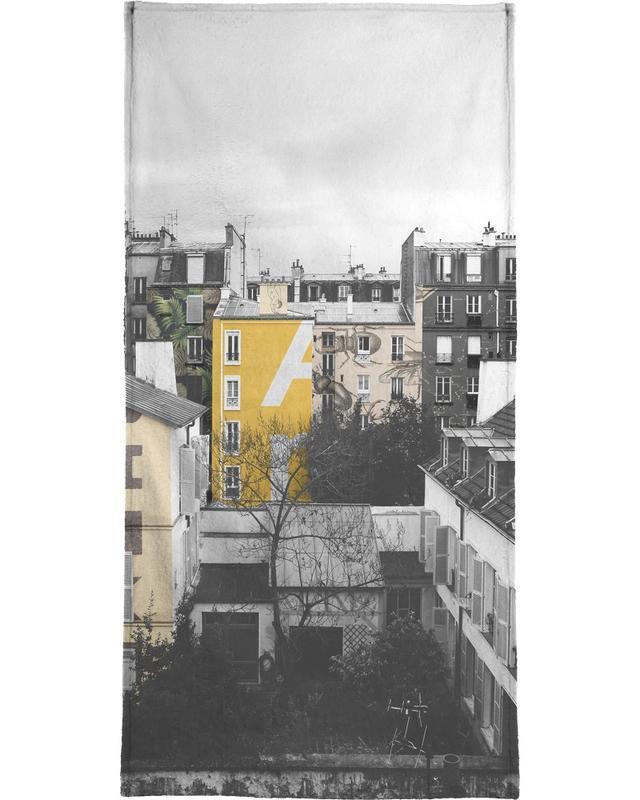 Paris -Handtuch