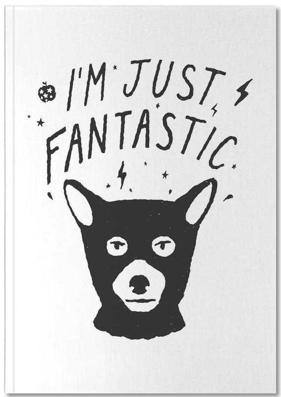 I'm Just Fantastic Notebook