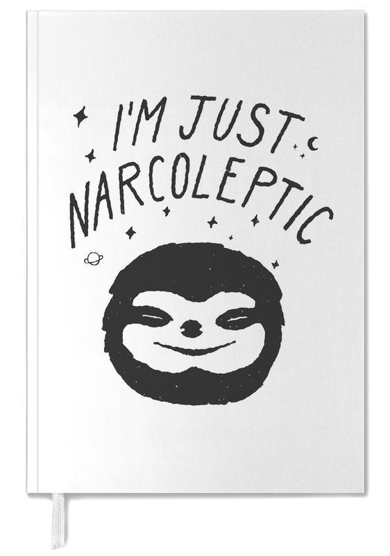 Grappig, Zwart en wit, Luiaards, I'm Just Narcoleptic agenda