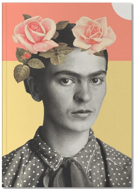 Roses, Frida Kahlo, Frida Notebook
