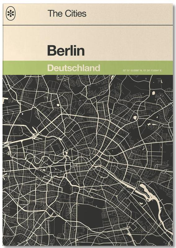 Berlin - Penguin Notepad