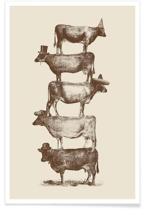 Cow Cow Nuts affiche